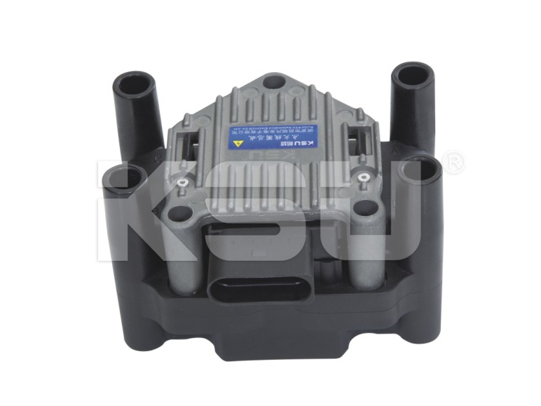 SEAT-032905106,032905106B,VAG-032905106E,032905106D,BOSCH-0986221048 Ignition Coil
